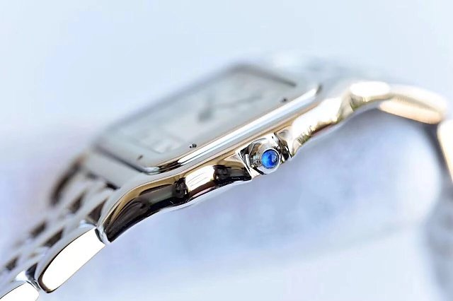Cartier Panthere Blue Sapphire