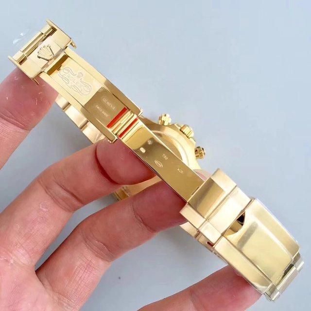 Rolex Daytona 116508LN Clasp