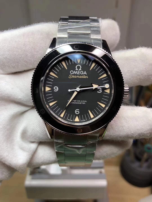 V6 Replica Omega Seamaster Spectre 007