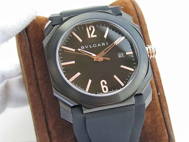 Replica Bvlgari Octo Rose Gold Markers