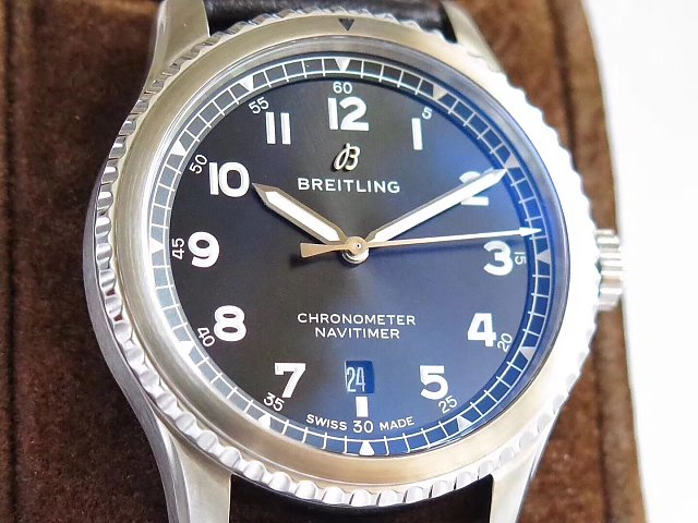 ZF Replica Breitling Navitimer 8 Black Dial