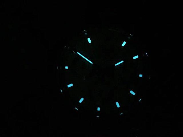Rolex Daytona 116515 Dial Lume