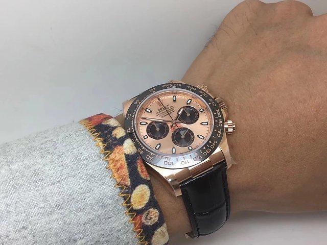 Rolex Daytona 116515 Wrist Shot