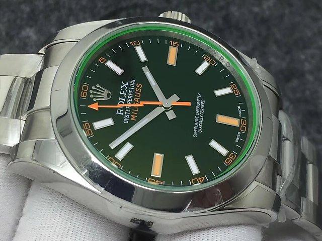 Rolex Milgauss 116400GV 904L Case