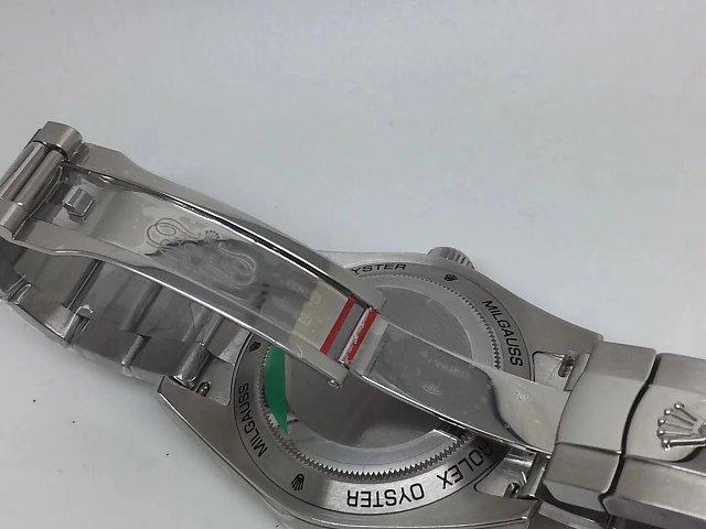 Rolex Milgauss 116400GV Clasp