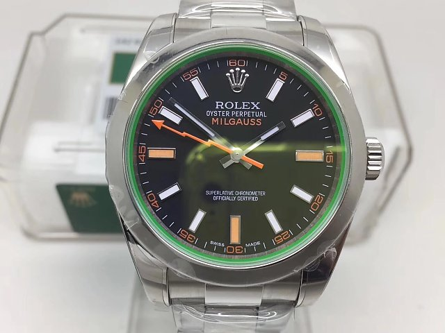 Rolex Milgauss 116400GV Replica Watch