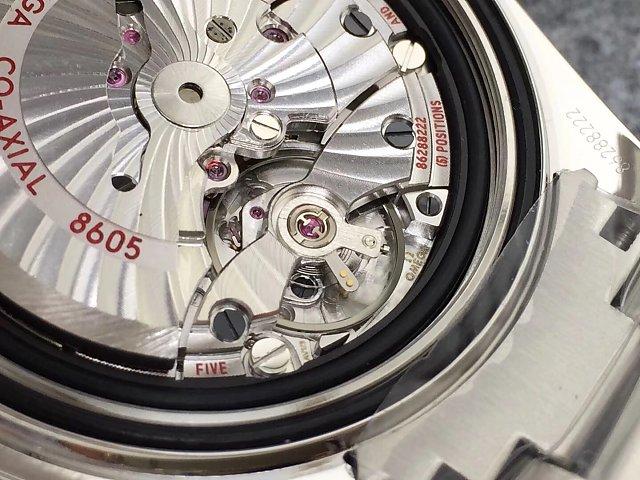 Omega 8605 Balance Wheel
