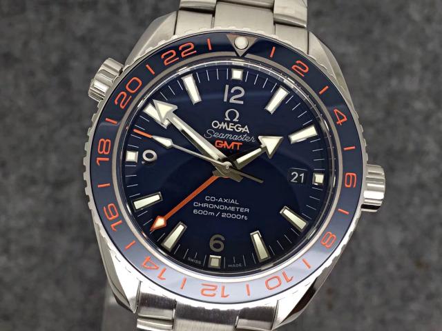 Replica Omega Planet Ocean Blue