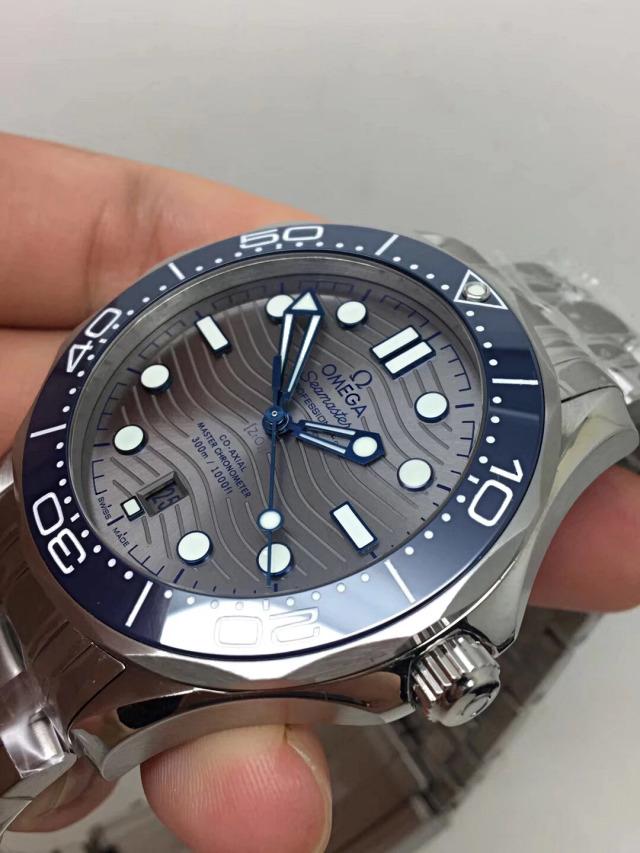 Omega Seamaster Diver 300m Basel 2018