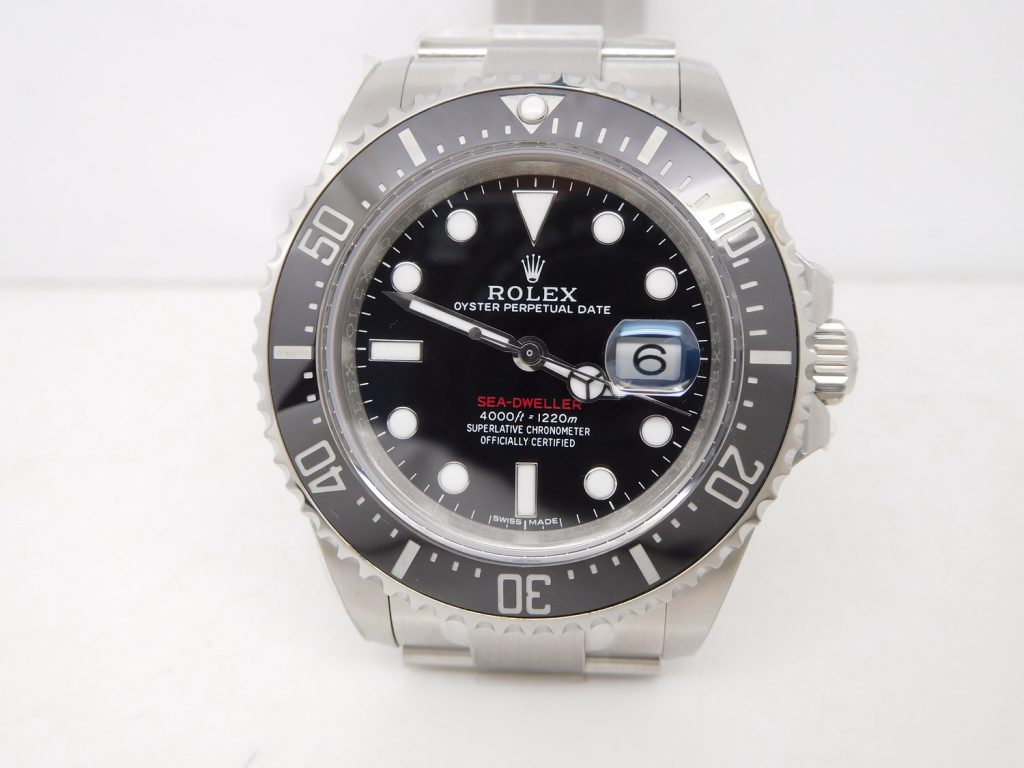 ARF V2 Sea-Dweller 126600