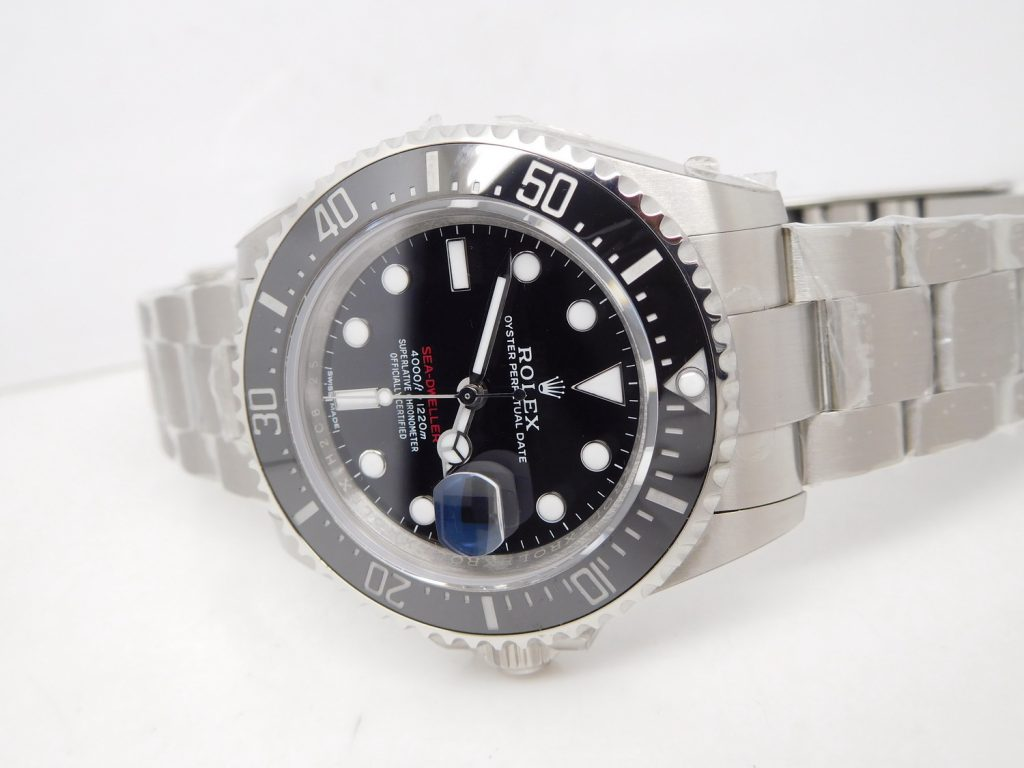 ARF V2 Sea-Dweller 126600 Ceramic Bezel