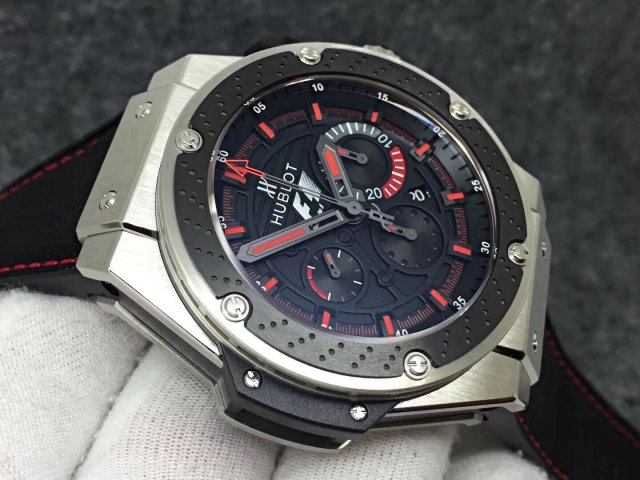 Hublot King Power Case