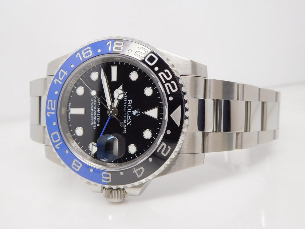 Noob V8 116710BLNR Black Blue Ceramic Bezel