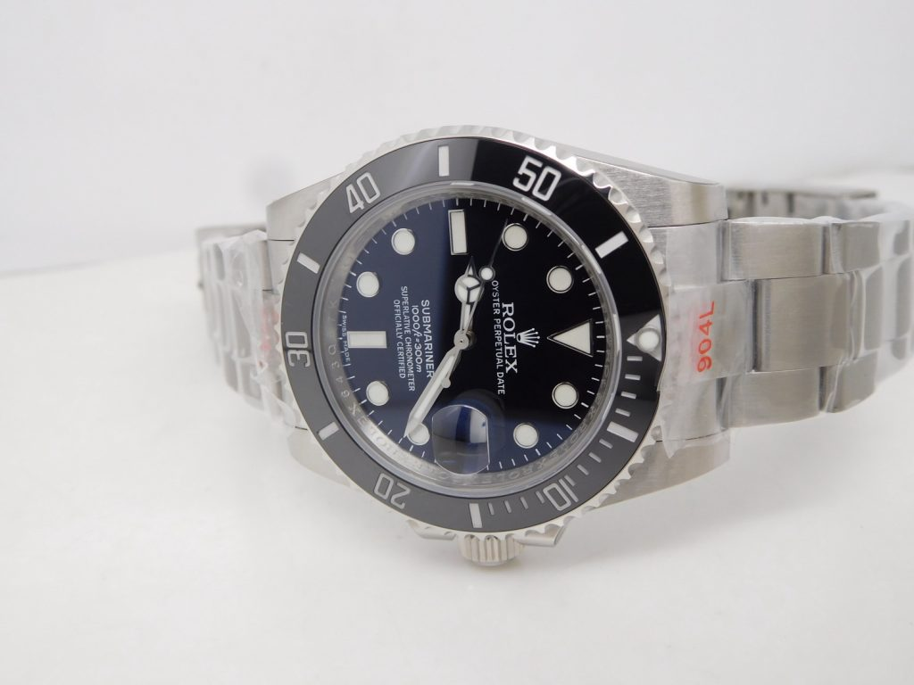 Noob V9 116610LN Black Ceramic Bezel