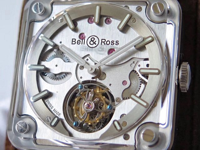 Replica Bell Ross BR X-2 Skeleton Dial