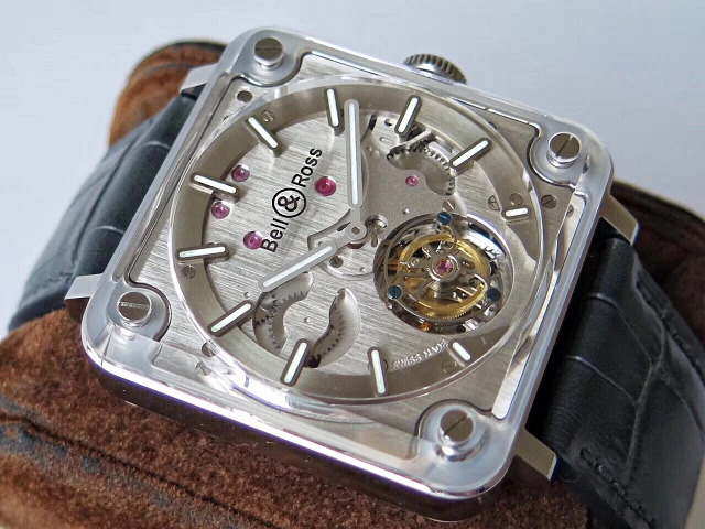 Replica Bell Ross BR X-2 Tourbillon Watch
