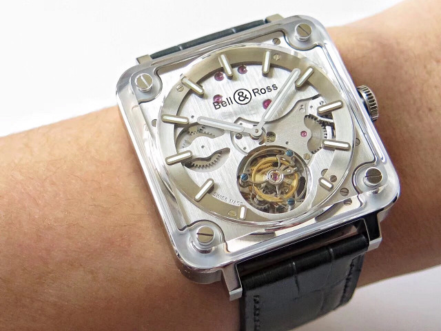 Replica Bell Ross BR X-2 Wrist Shot