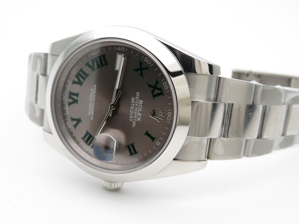 Replica Rolex Datejust 2 Stainless Steel