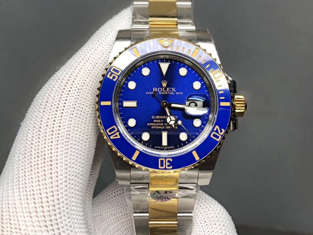 ARF Replica Rolex Submariner Blue Ceramic