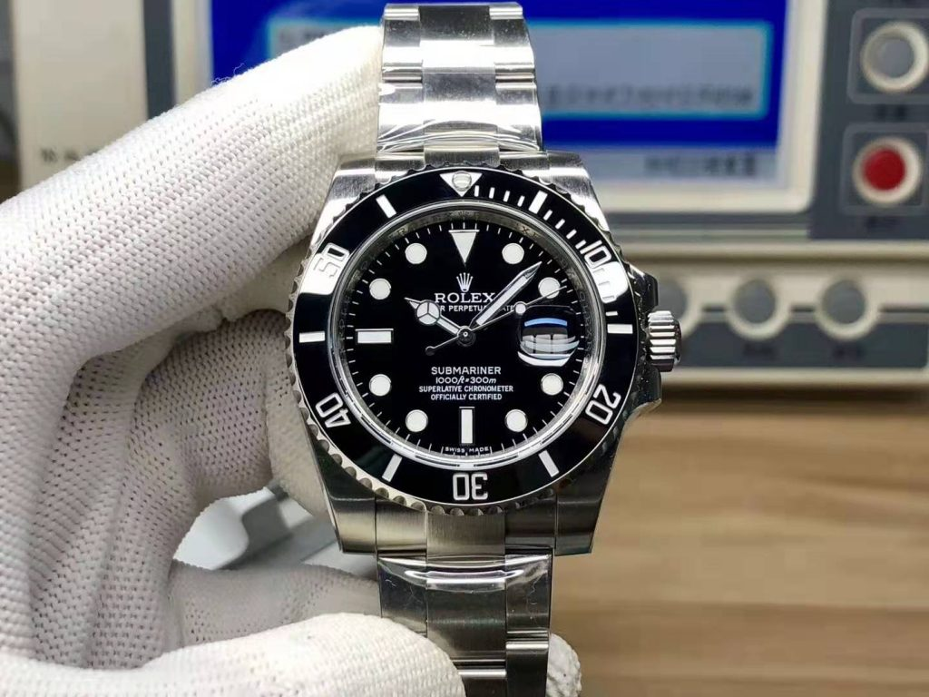 Noob V9 Rolex Submariner 116610LN 904L