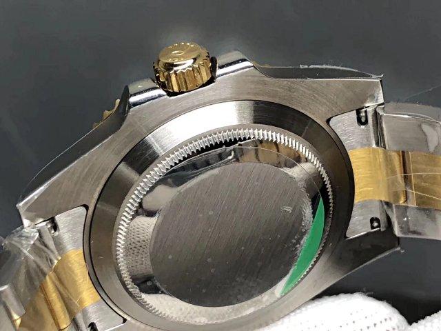 Replica Rolex 116613 Case Back