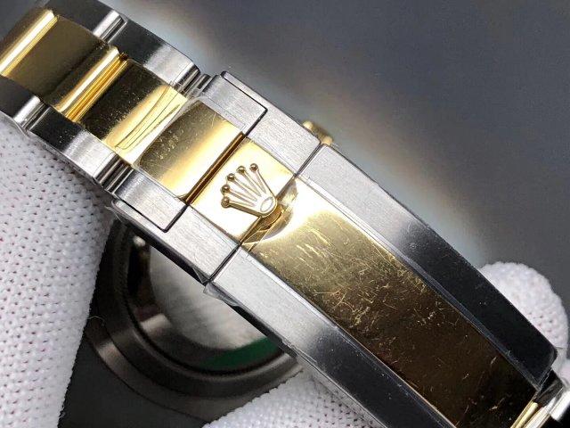 Replica Rolex 116613 Two Tone Bracelet