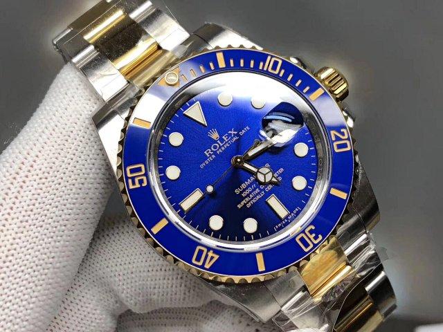Replica Rolex 116613 Two Tone
