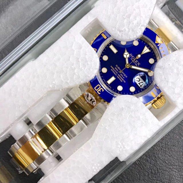 Replica Rolex 116613 in Package