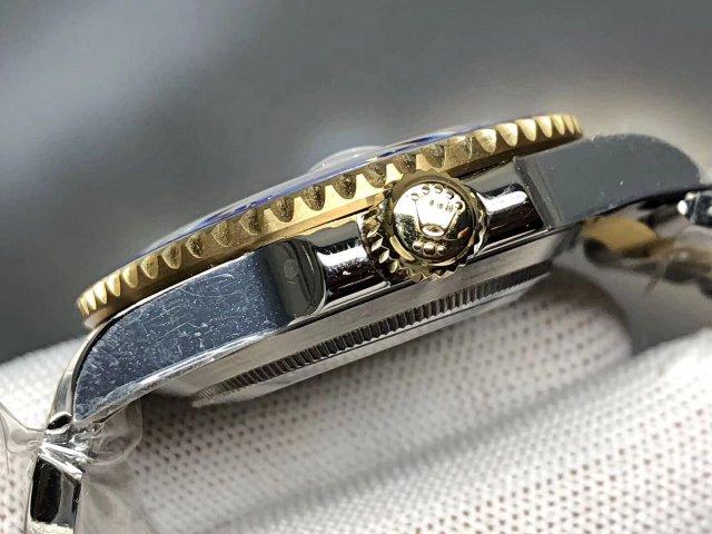 Replica Rolex Submariner 116613 Crown