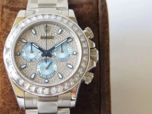 BLF Replica Rolex Daytona Diamond