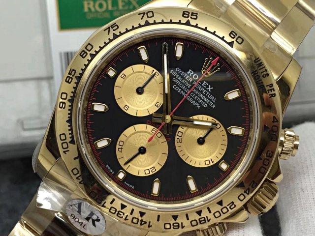 Replica Rolex Daytona 116518LN