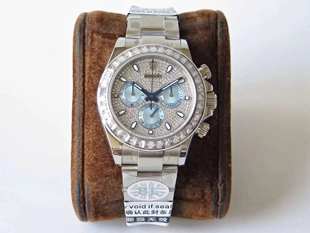 Replica Rolex Daytona Diamond Watch