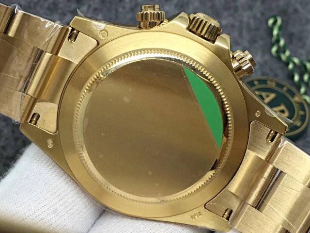 Rolex Daytona 116518LN Case Back