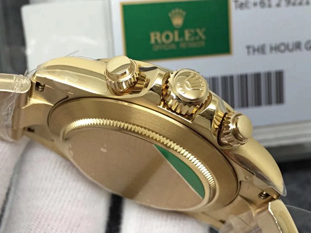 Rolex Daytona 116518LN Crown