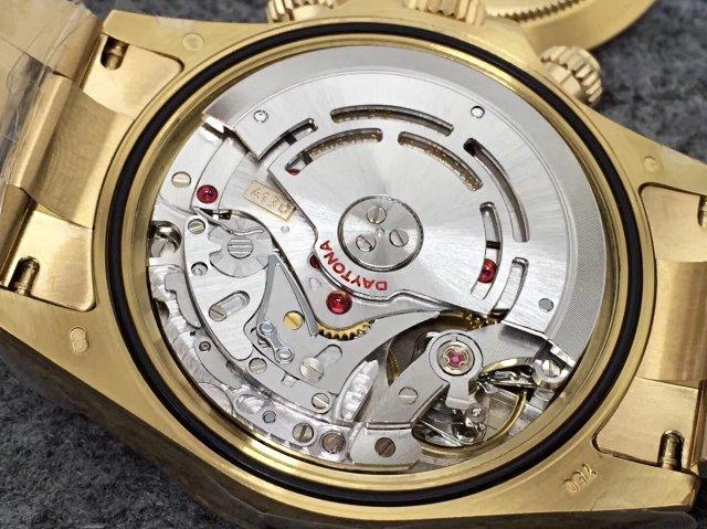 Rolex Daytona 116518LN Super Clone 4130