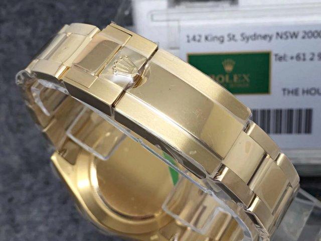 Rolex Daytona Gold Bracelet