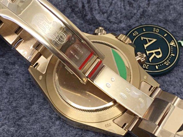 Rolex Daytona Gold Deployant Clasp