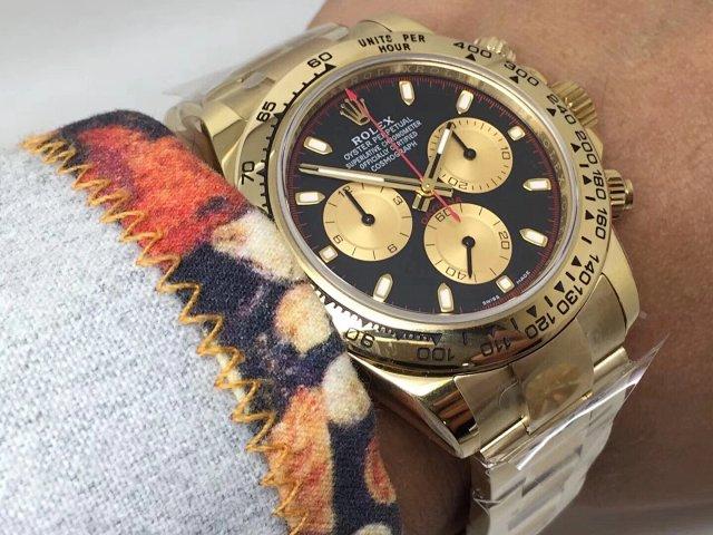Rolex Daytona Wrist Shot 1