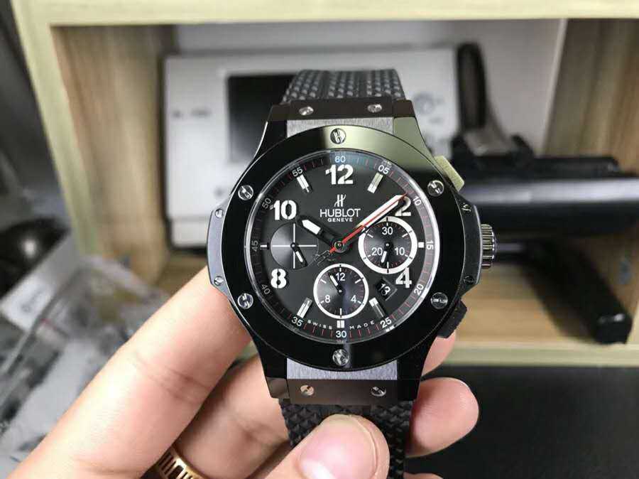 Replica Hublot Big Bang Full Black Ceramic