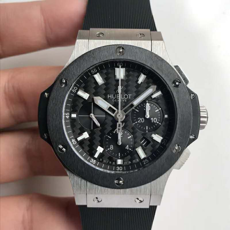Replica Hublot Steel Ceramic