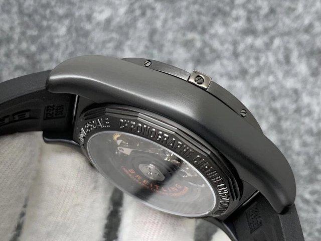 Breitling Raven Black DLC Case