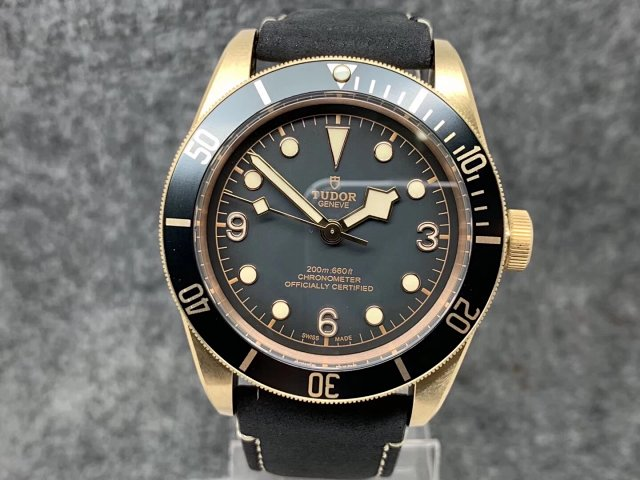 Replica Tudor Black Bay Grey