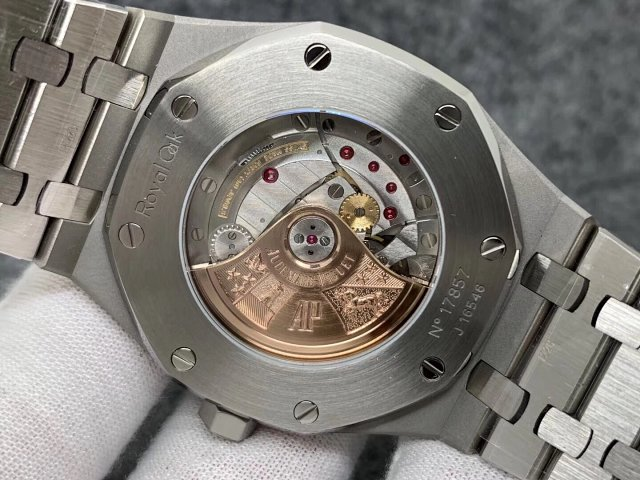 Audemars Piguet 15400 Clone 3120 Movement