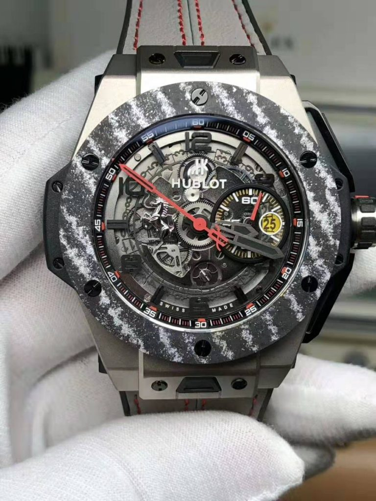 Replica Hublot Ferrari Carbon
