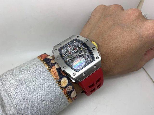 Richard Mille RM11-03 Wrist Shot