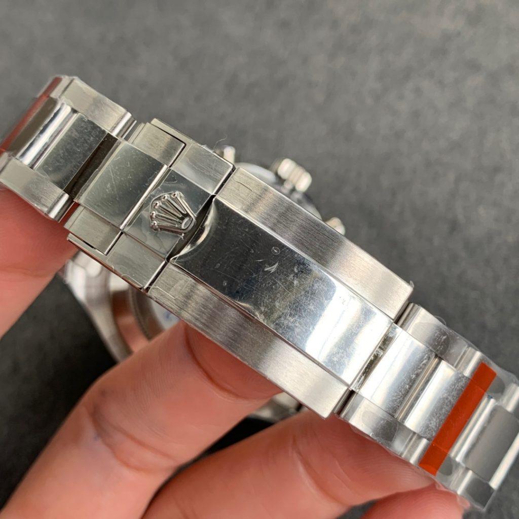 Rolex YachtMaster II 116680 904L Steel Bracelet