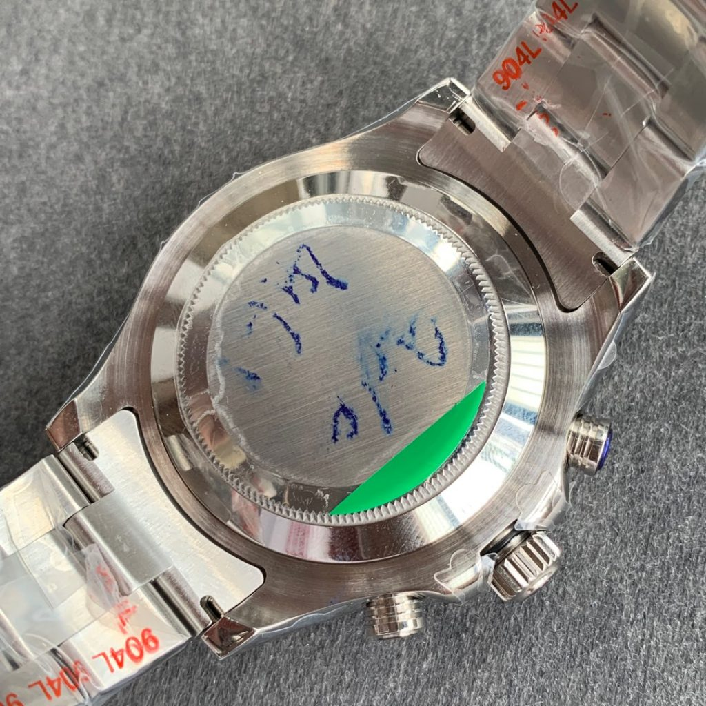 Rolex YachtMaster II 116680 Case Back