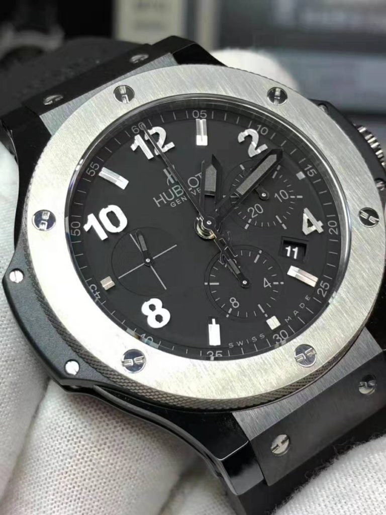 Hublot Big Bang Three Subdials