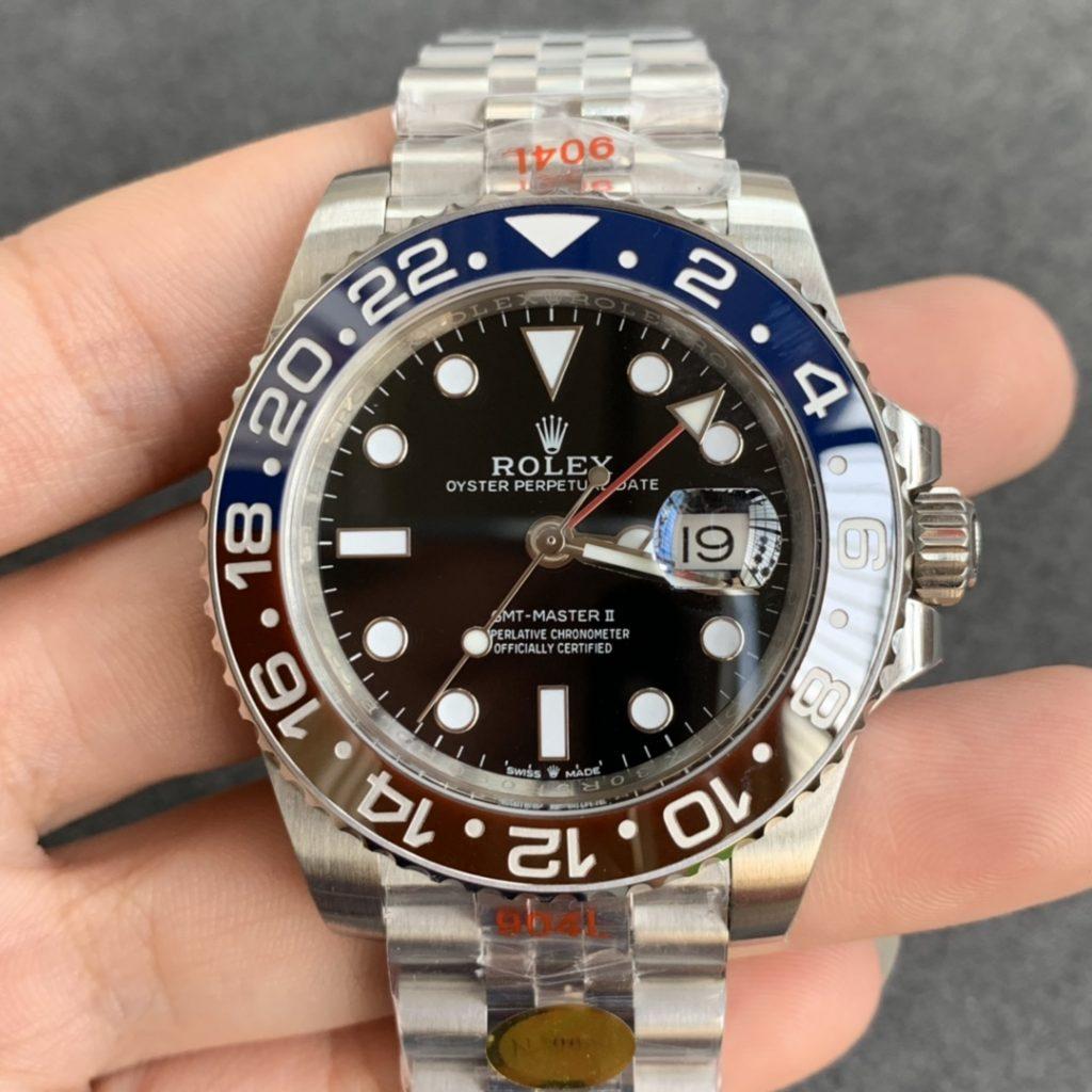 Noob Replica Rolex GMT-Master II 126710