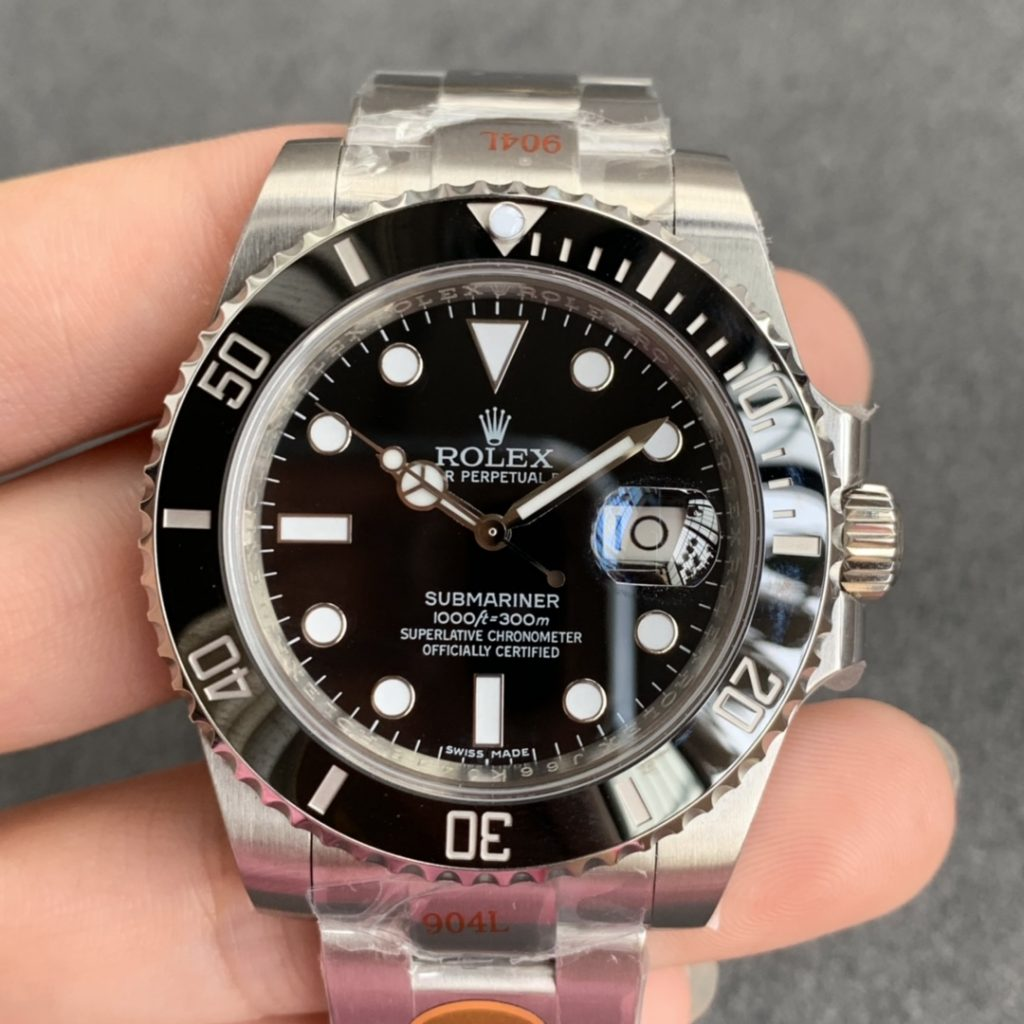 Noob V10 Rolex Submariner 116610LN